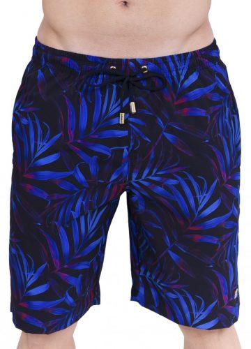 5e05e052cc Bermuda Adulto Masculino Moletom Estampado Azul - ERTFEL